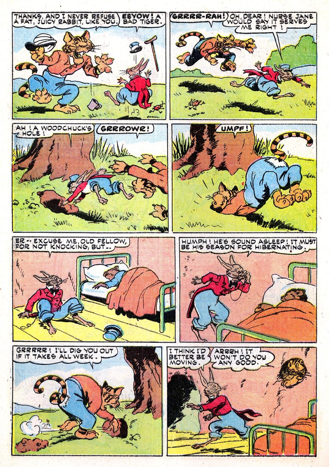 Read online Animal Comics comic -  Issue #29 - 44