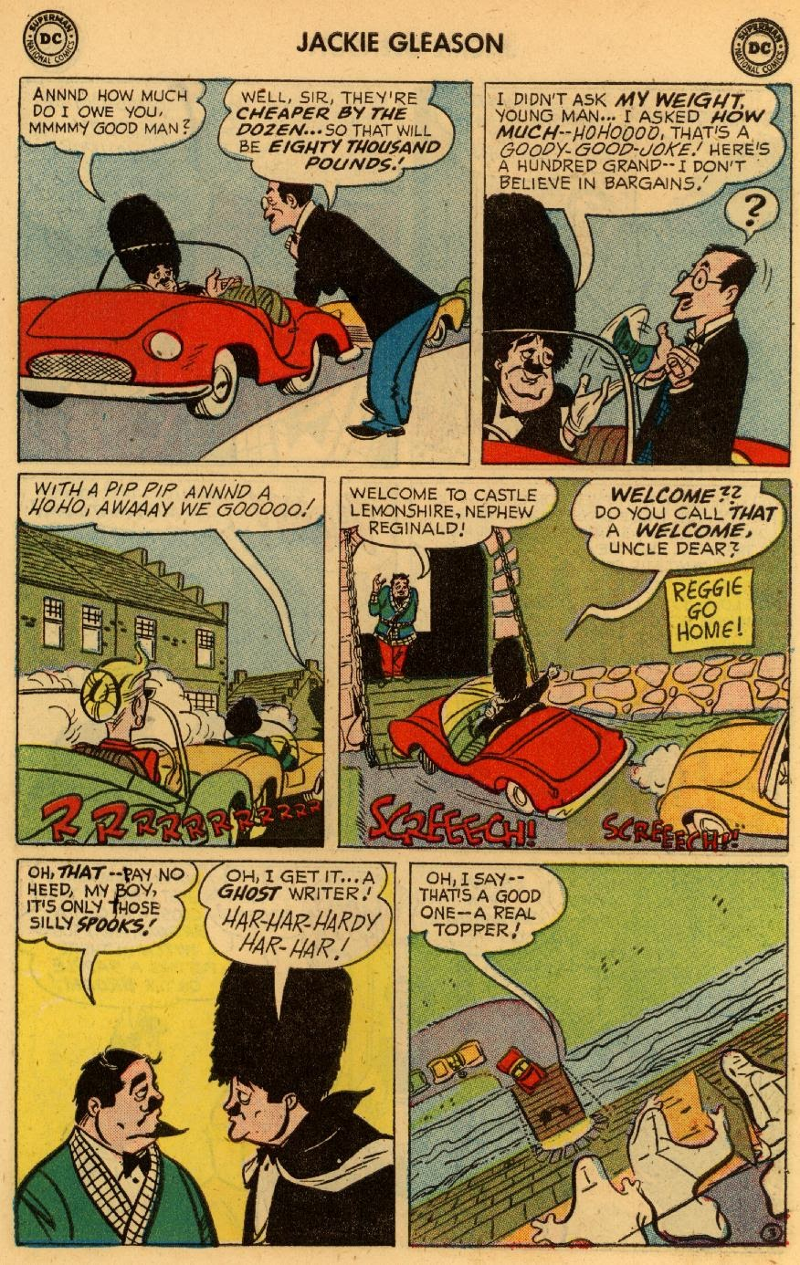 Jackie Gleason and the Honeymooners issue 8 - Page 27