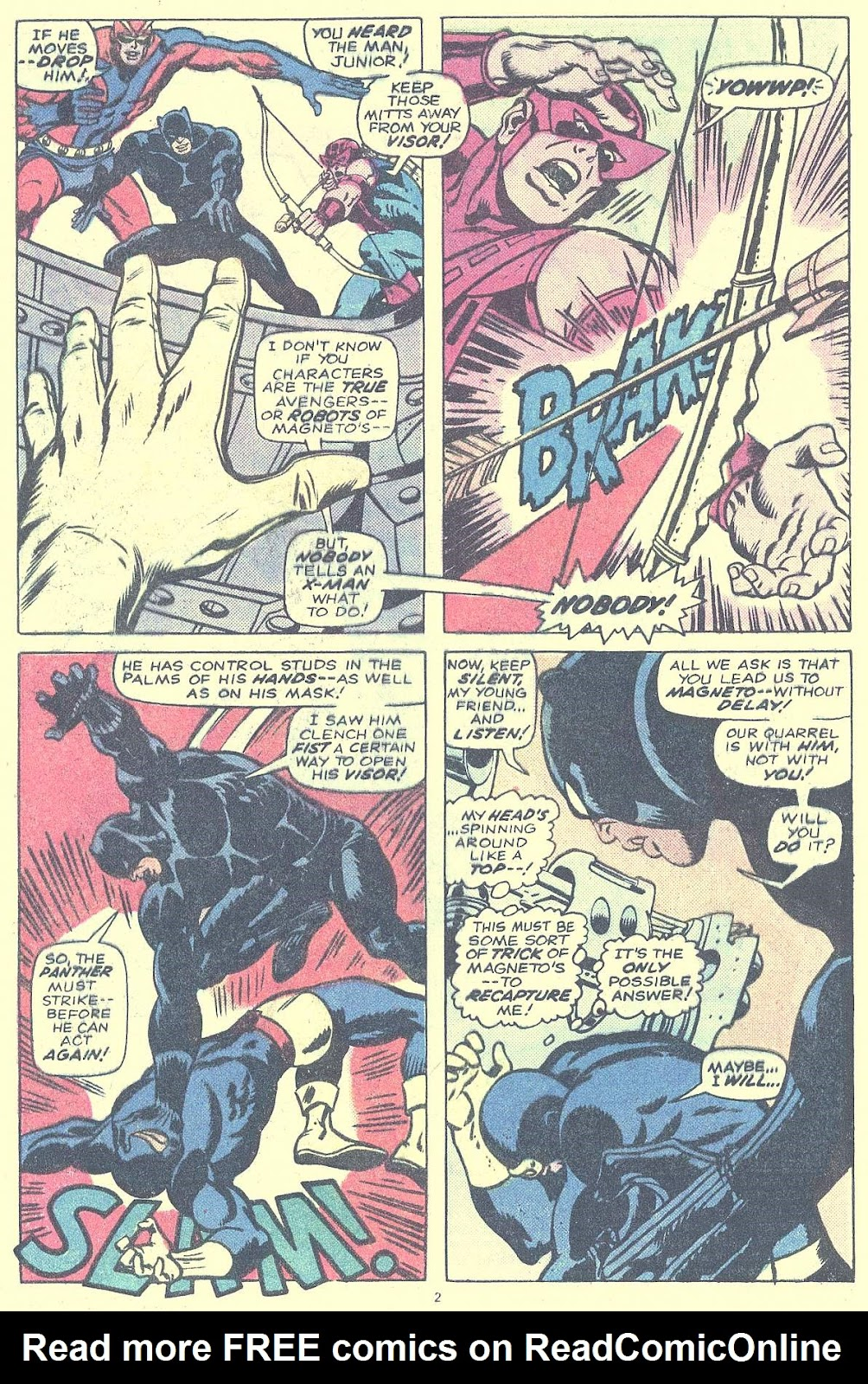 Marvel Triple Action (1972) issue 46 - Page 4
