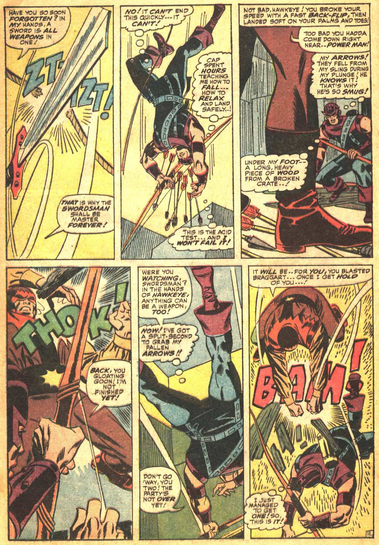 The Avengers (1963) 30 Page 11