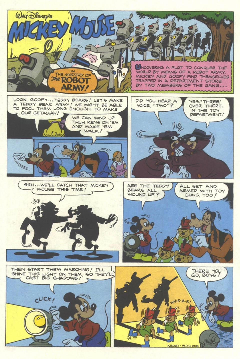 Walt Disney's Comics and Stories issue 577 - Page 18