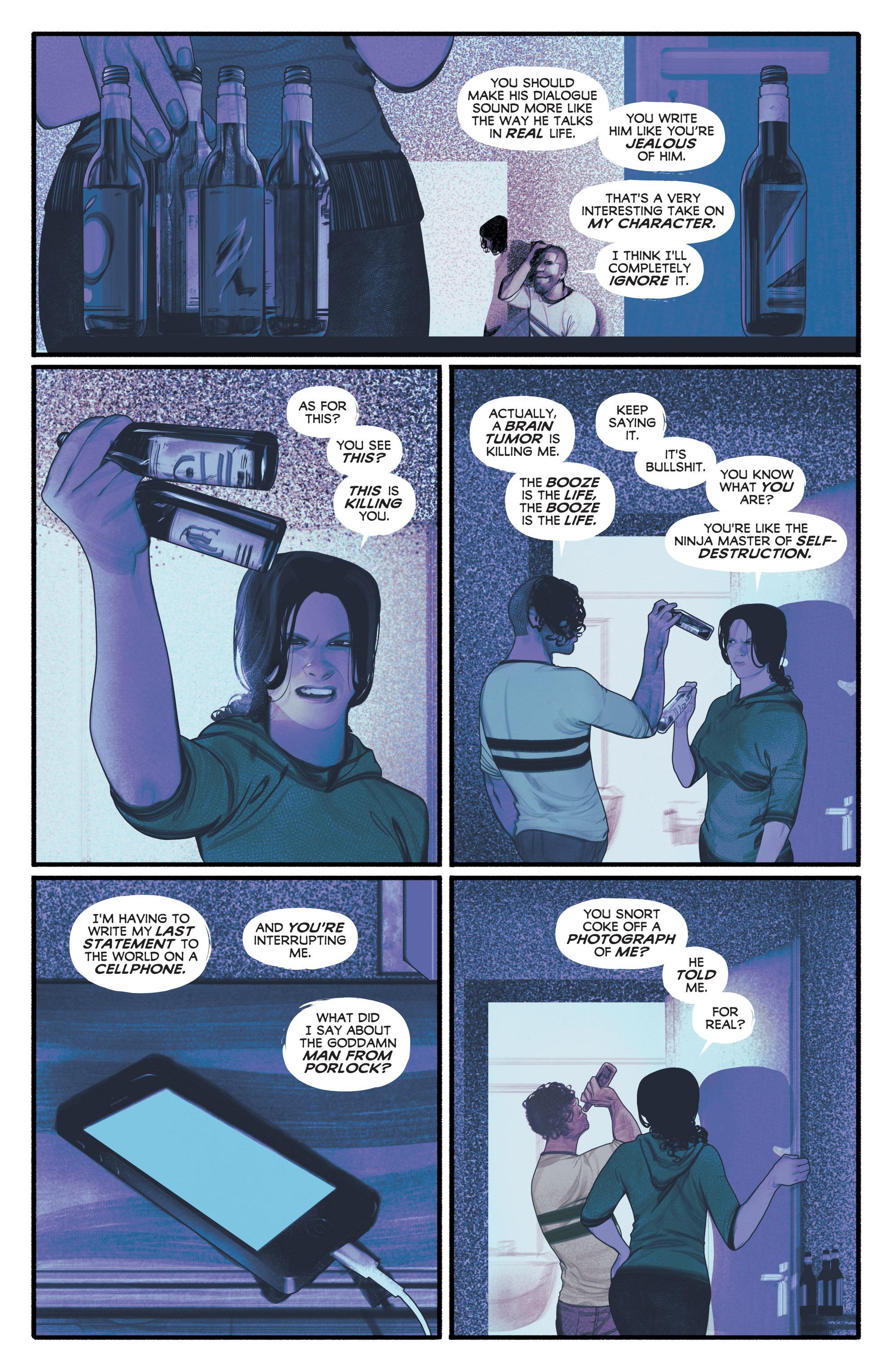Read online Annihilator comic -  Issue #5 - 5