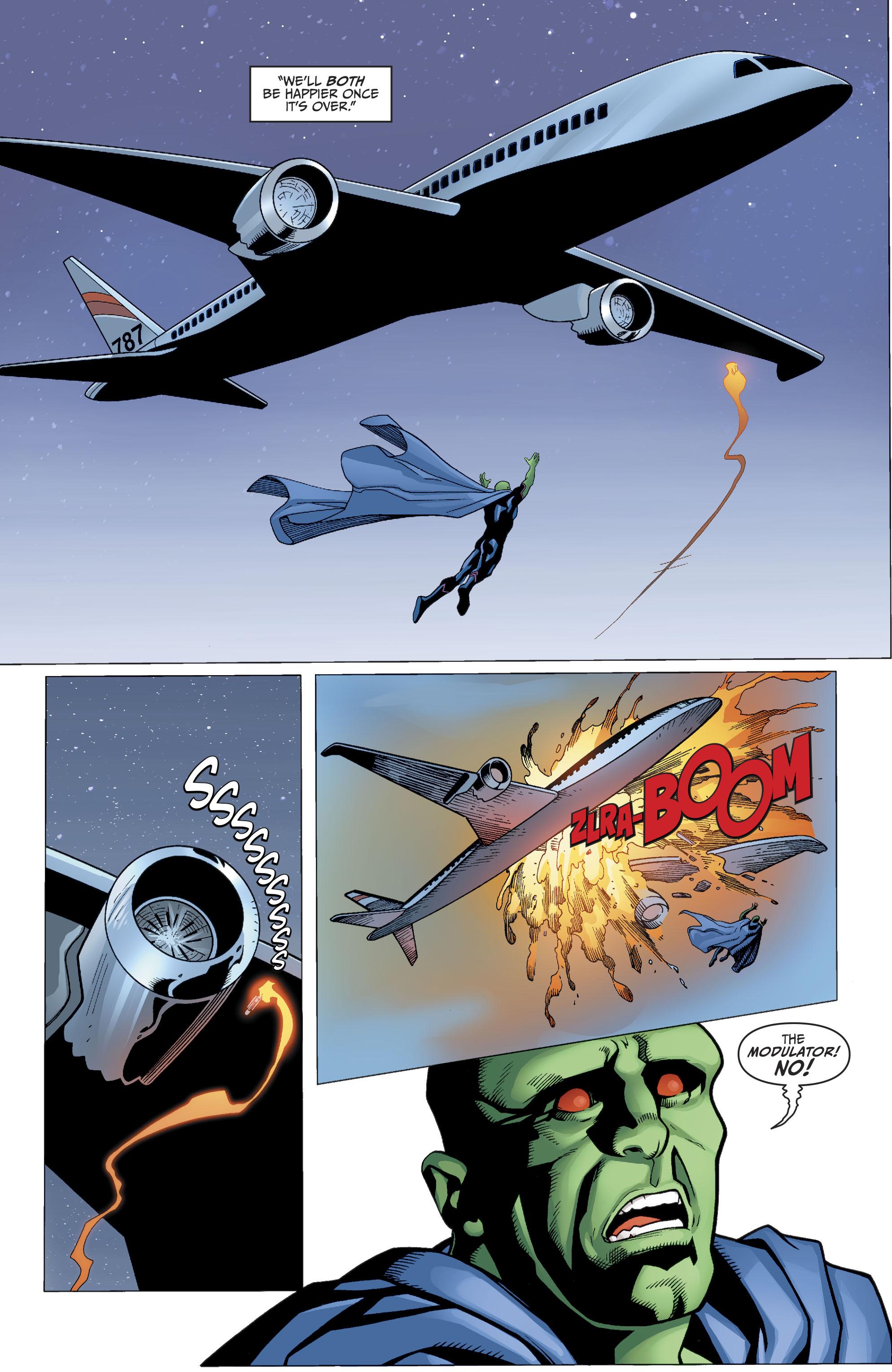 Read online Martian Manhunter/Marvin the Martian Special comic -  Issue # Full - 15
