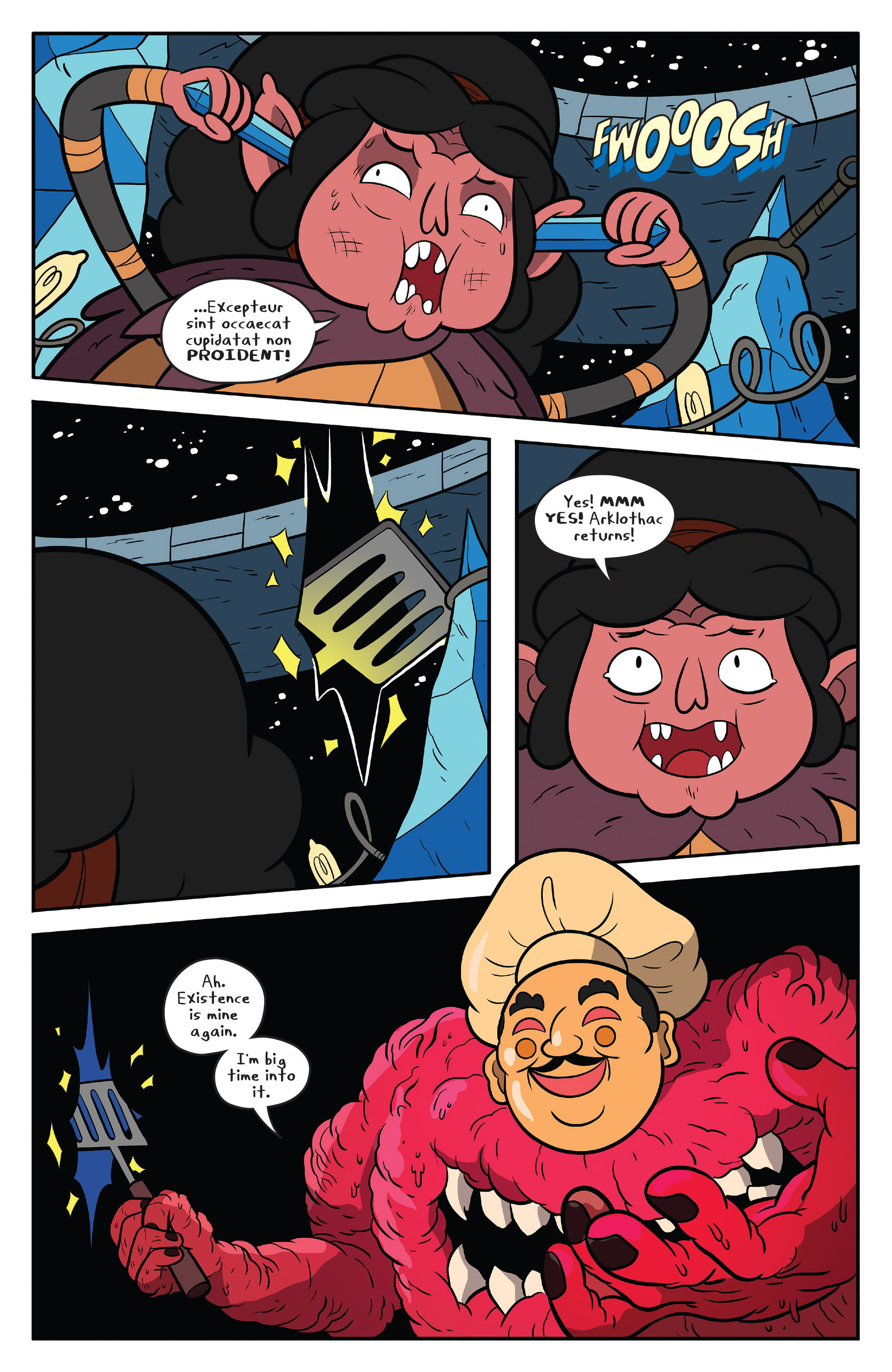 Read online Adventure Time comic -  Issue #59 - 12