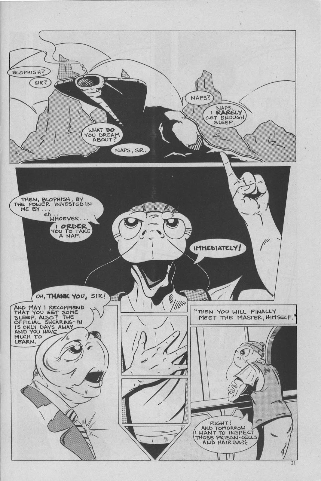 The Fish Police issue 3 - Page 23