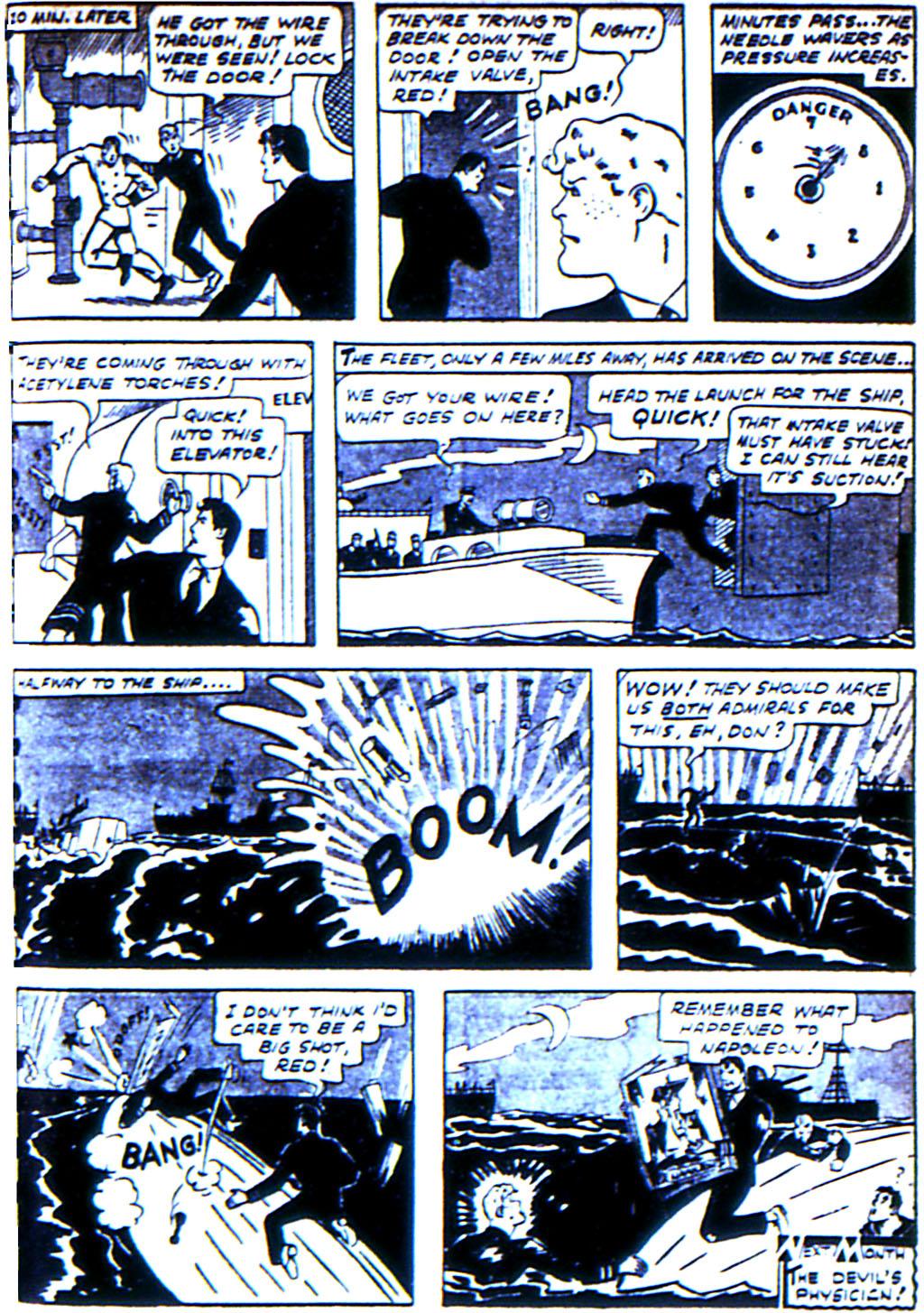 Read online Adventure Comics (1938) comic -  Issue #42 - 49