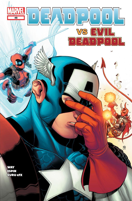 Read online Deadpool (2008) comic -  Issue #48 - 1
