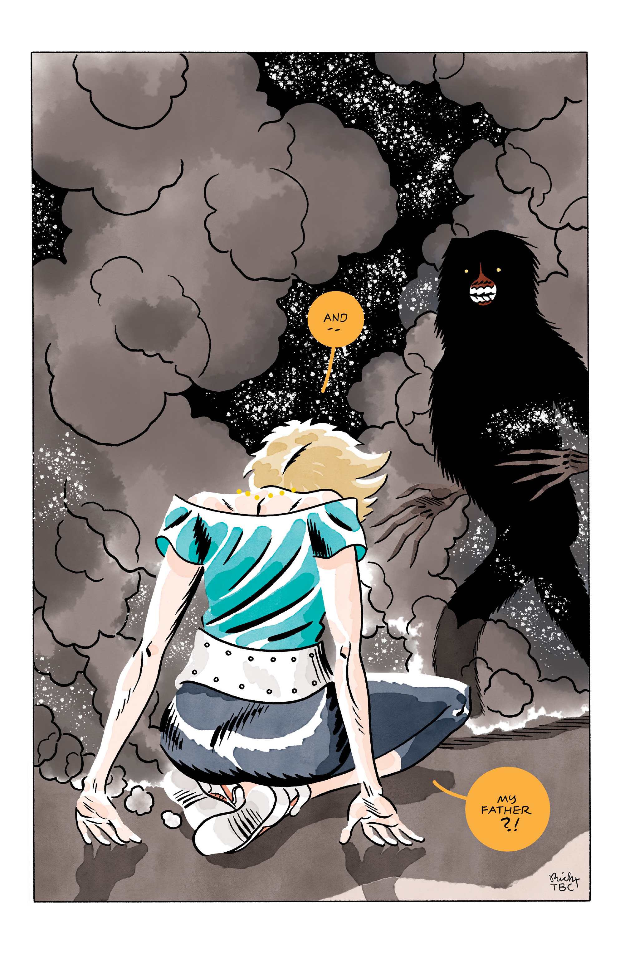 Read online She Wolf comic -  Issue #2 - 22