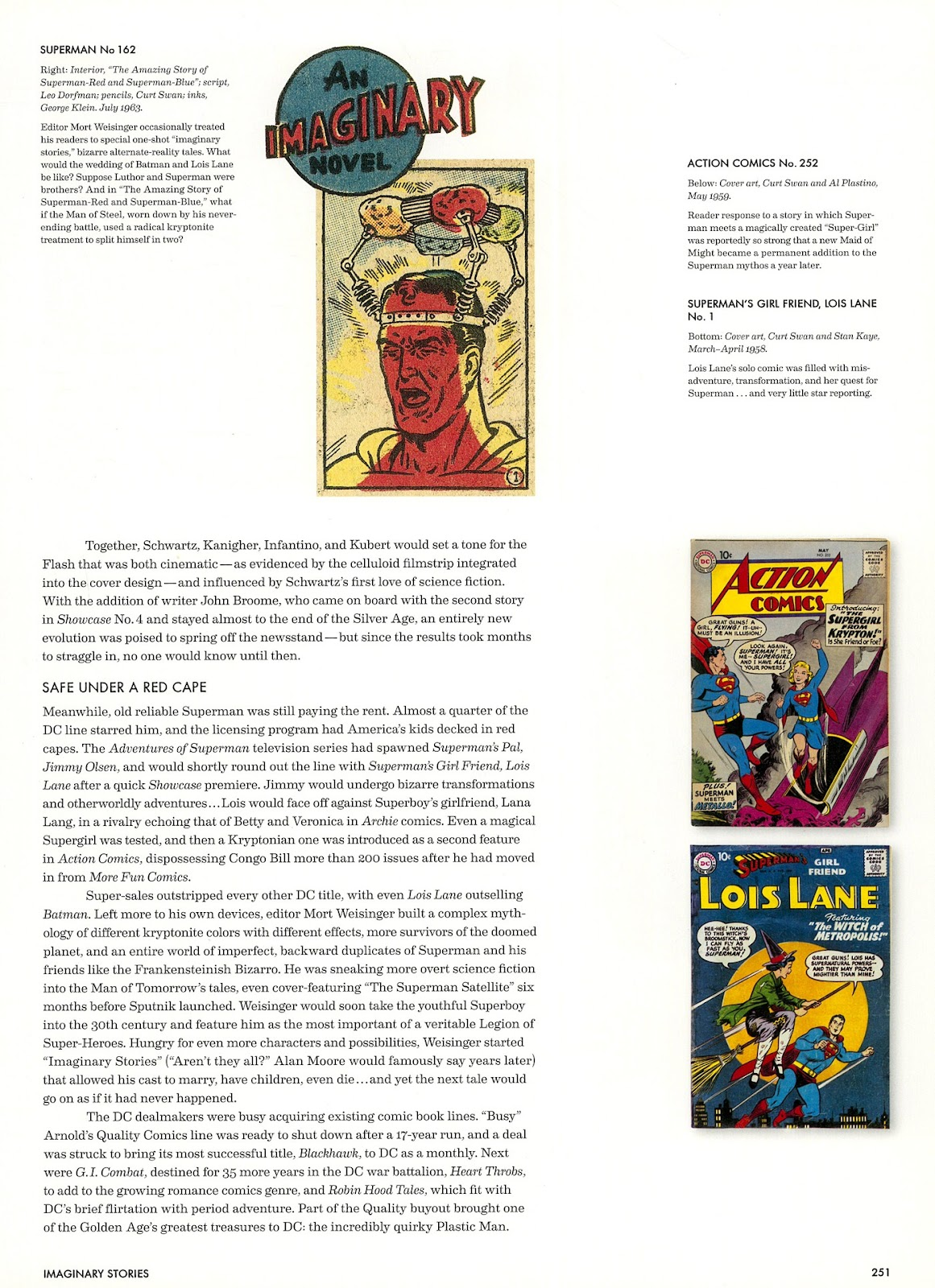 Read online 75 Years Of DC Comics comic -  Issue # TPB (Part 3) - 64