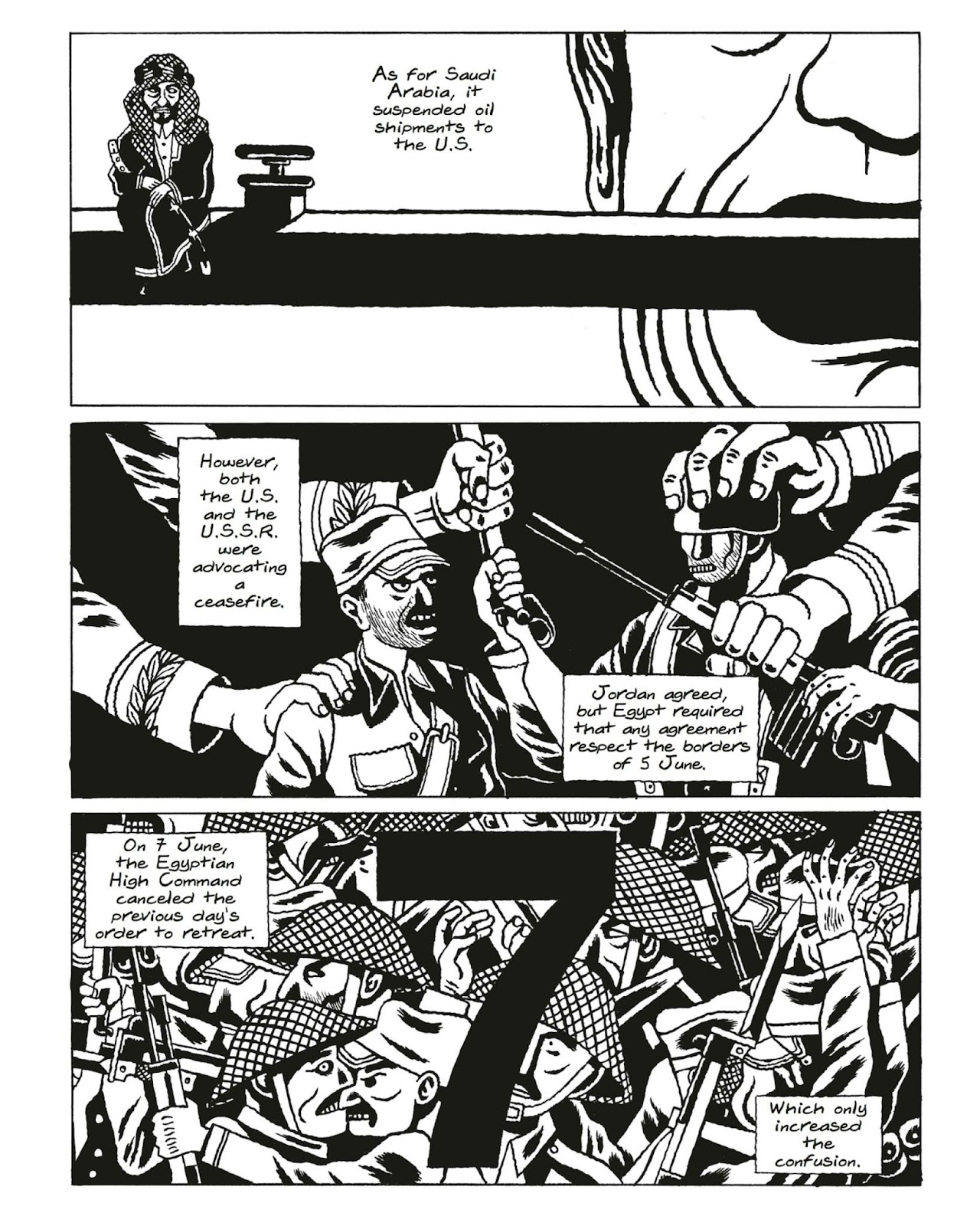 Best of Enemies: A History of US and Middle East Relations issue TPB_2 - Page 31