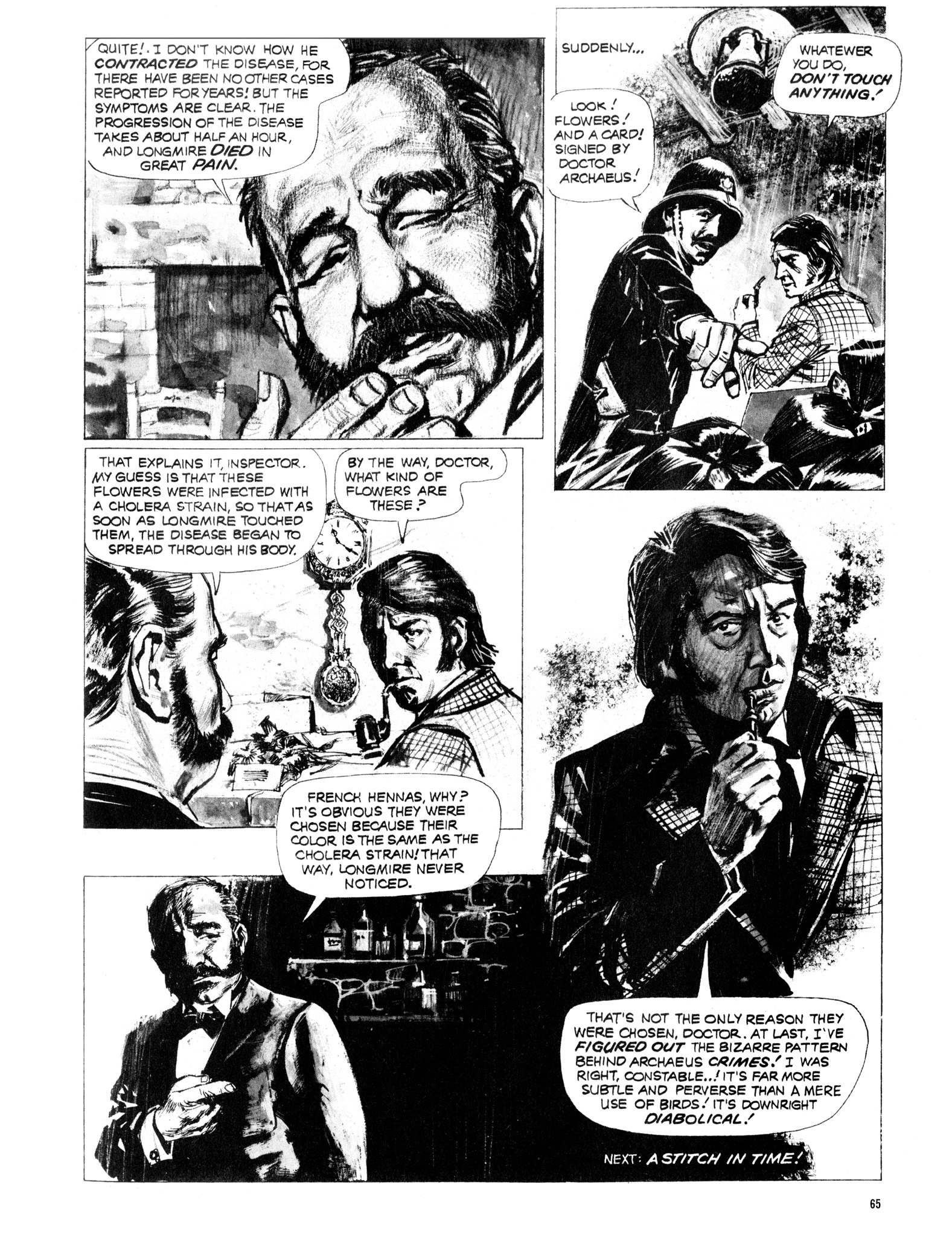 Read online Eerie Archives comic -  Issue # TPB 12 - 66