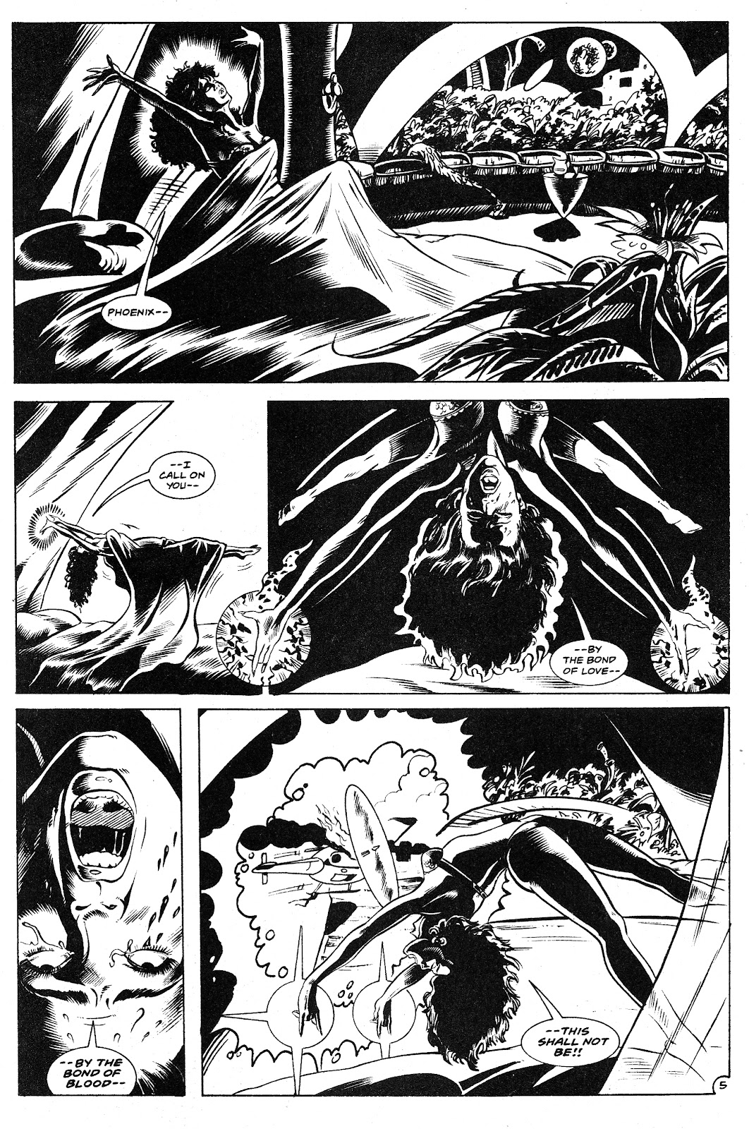 Ex-Mutants: The Shattered Earth Chronicles issue 9 - Page 7
