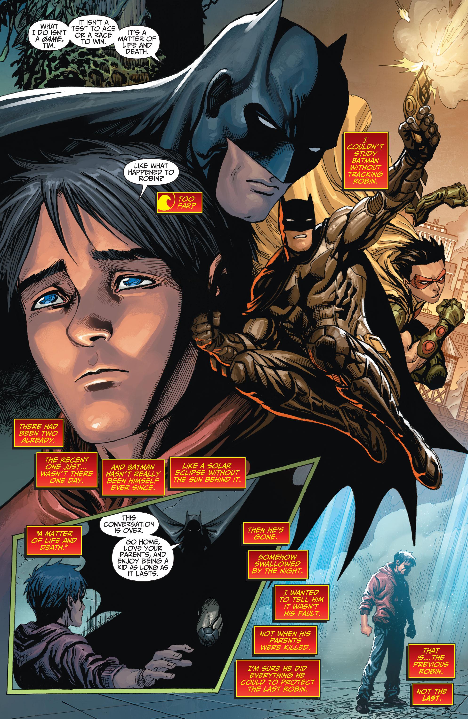 Read online Secret Origins (2014) comic -  Issue #3 - 30