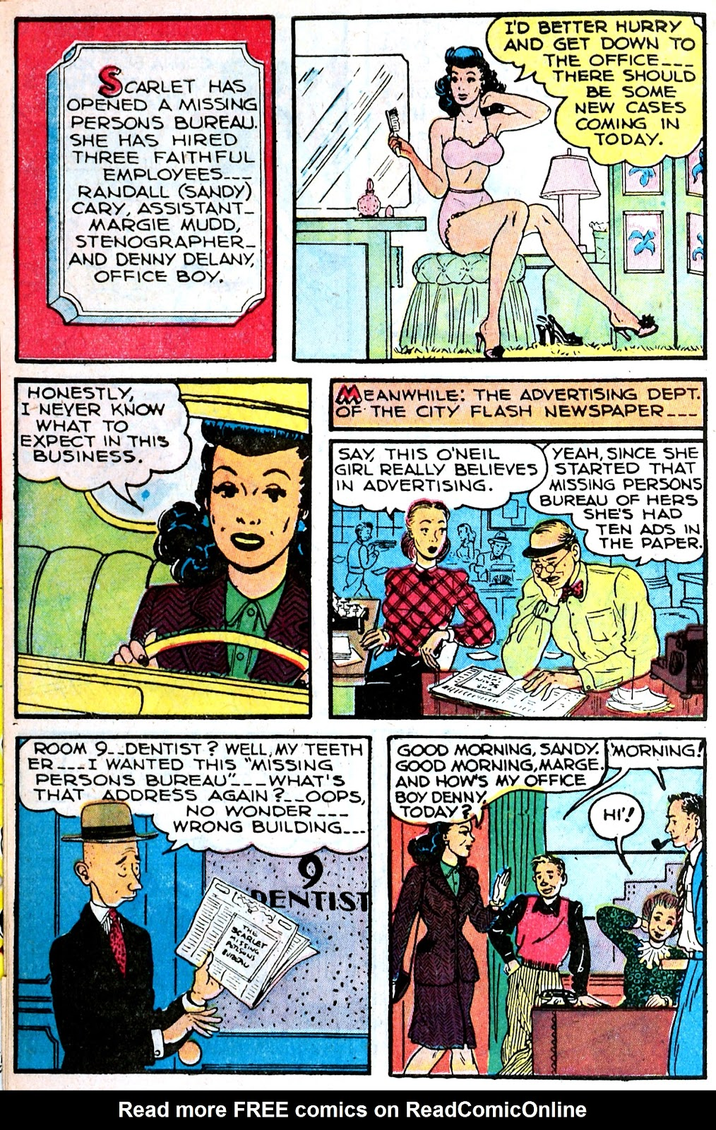 Read online Famous Funnies comic -  Issue #149 - 12