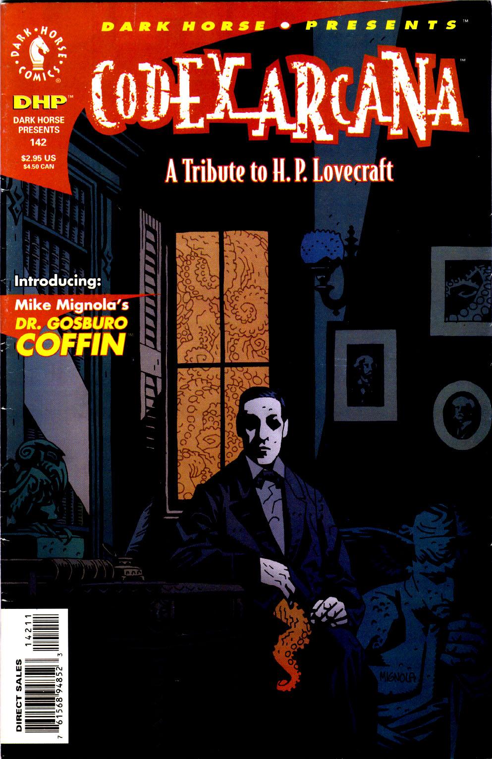 Dark Horse Presents (1986) issue 142 - Page 1