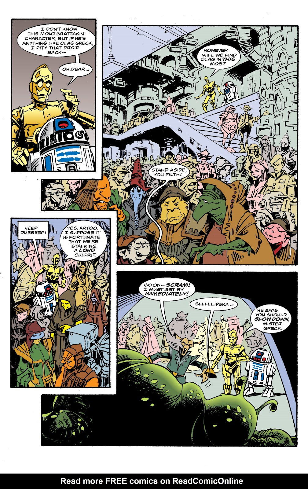 Read online Star Wars Legends Epic Collection: The Empire comic -  Issue # TPB 5 (Part 3) - 5