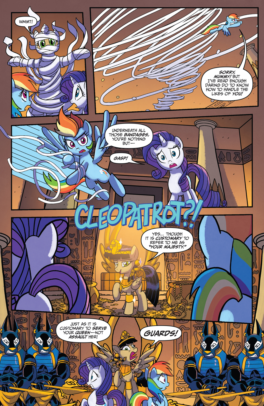 Read online My Little Pony: Friendship is Magic comic -  Issue #53 - 11