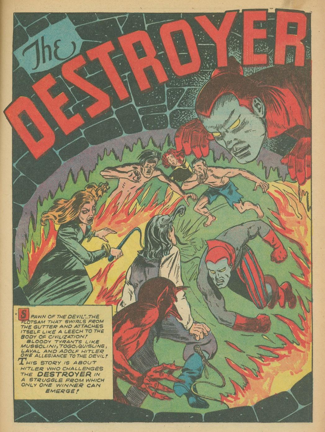Read online All-Winners Comics comic -  Issue #8 - 43