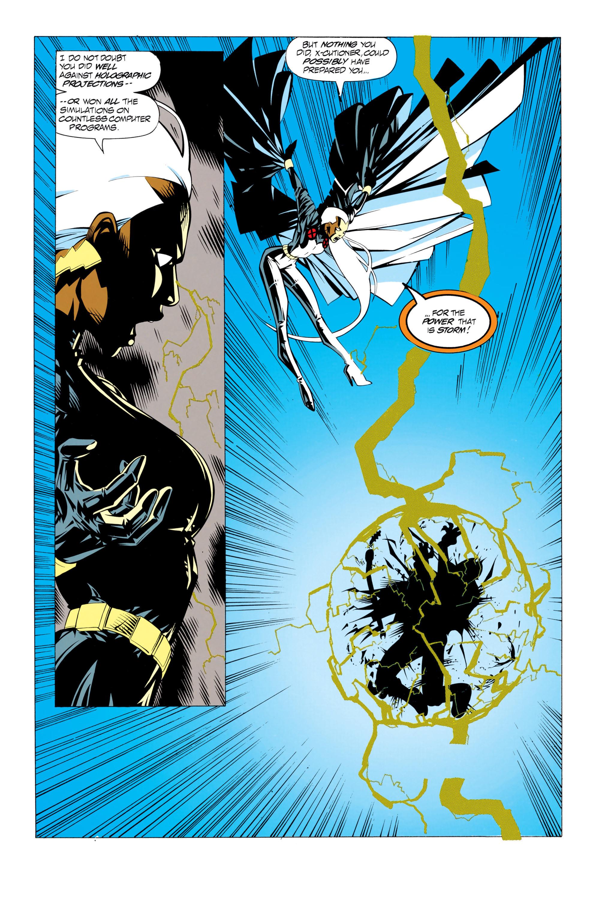 Read online Uncanny X-Men (1963) comic -  Issue # _Annual 17 - 40