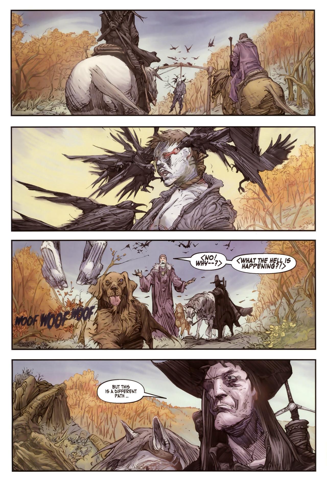 Read online Solomon Kane comic -  Issue #2 - 18