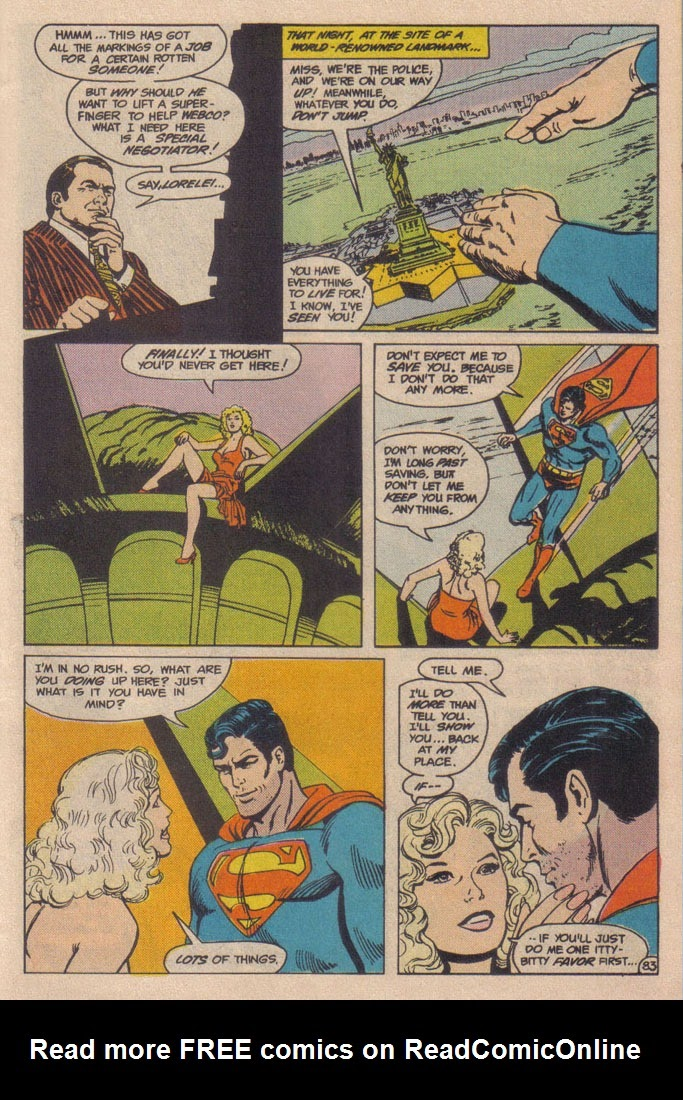 Read online Superman III comic -  Issue # Full - 35