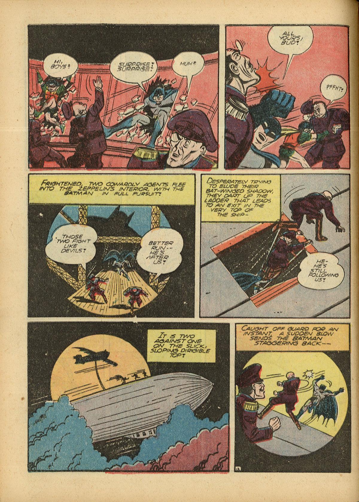 Read online Detective Comics (1937) comic -  Issue #55 - 14