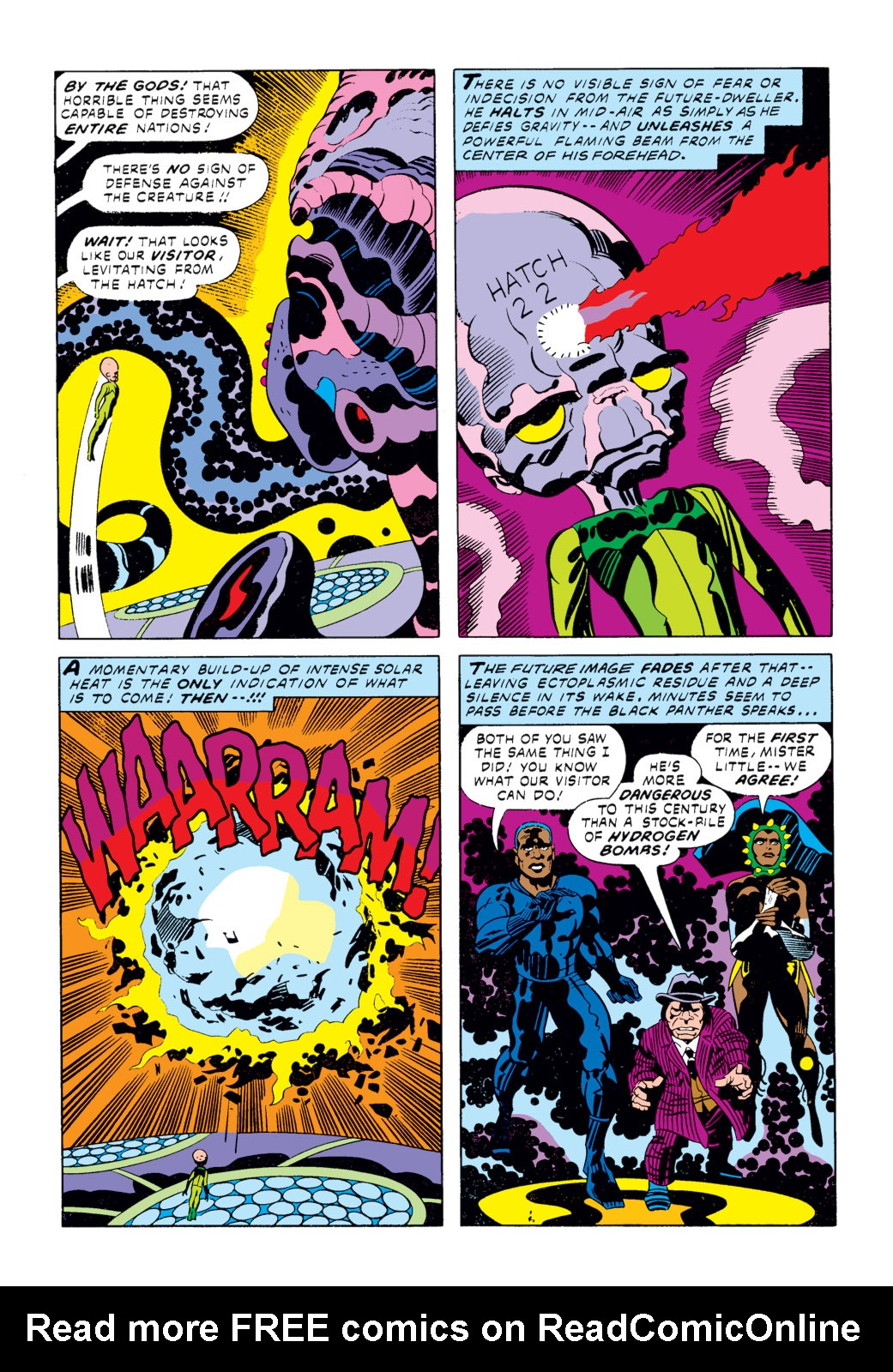 Black Panther (1977) issue 2 - Page 13