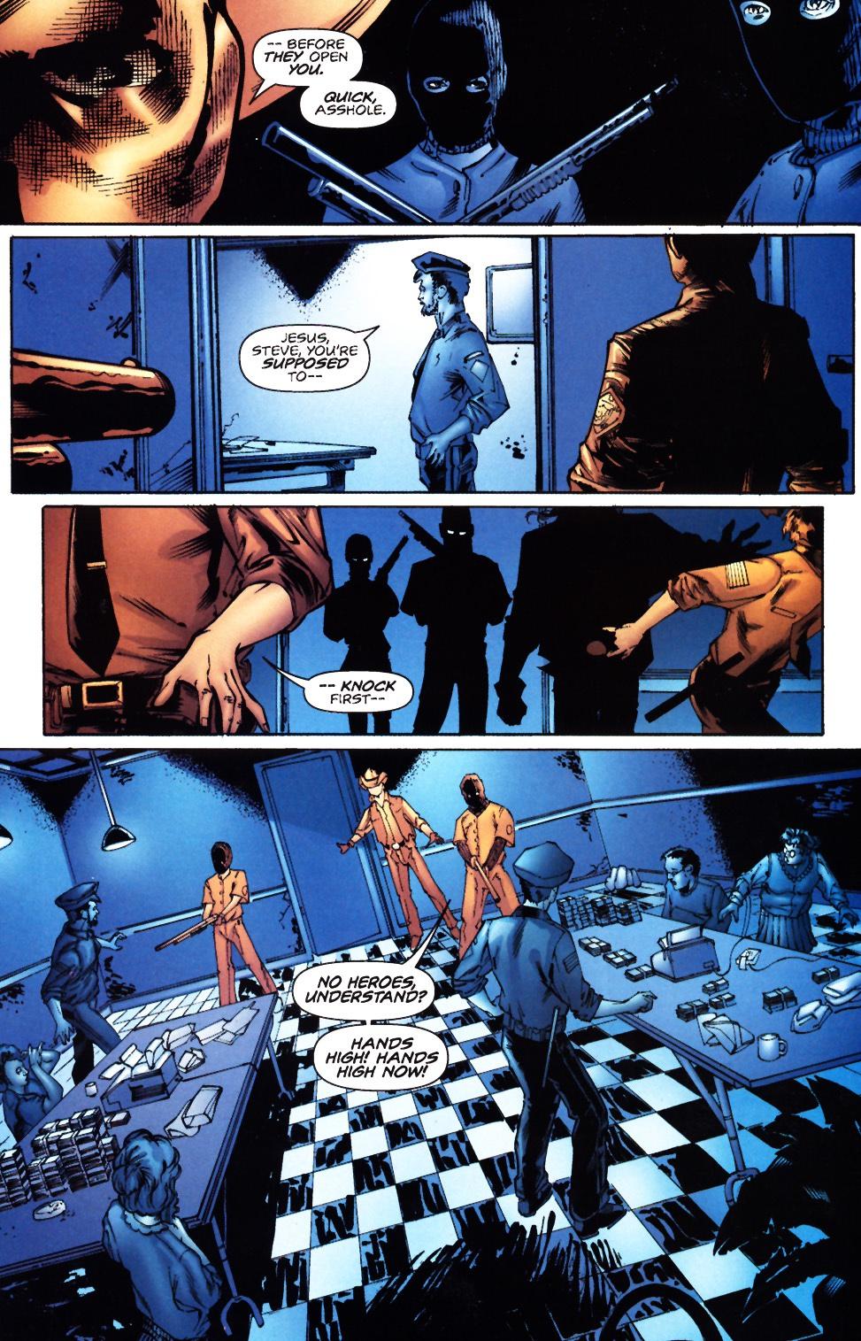 Read online Felon comic -  Issue #3 - 15