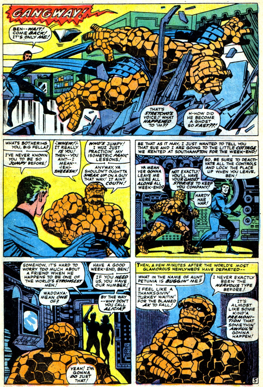 Marvel Triple Action (1972) issue 2 - Page 6