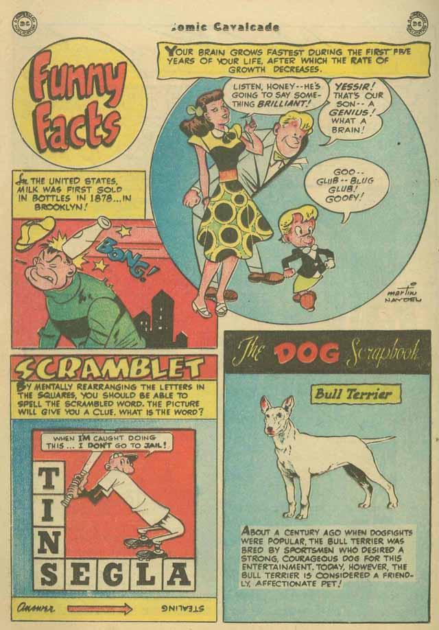 Comic Cavalcade issue 35 - Page 64