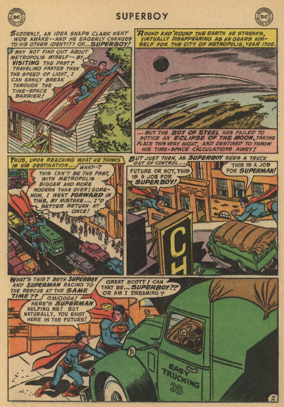 Superboy (1949) issue 47 - Page 23