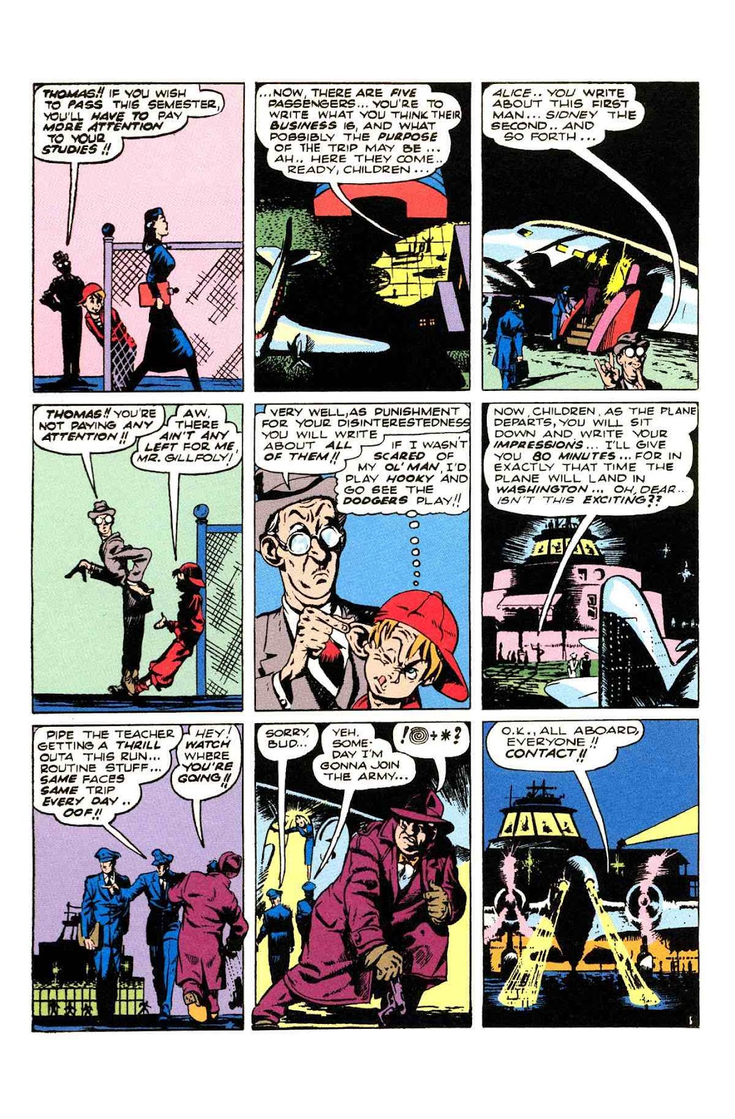Read online Will Eisner's The Spirit Archives comic -  Issue # TPB 2 (Part 2) - 78