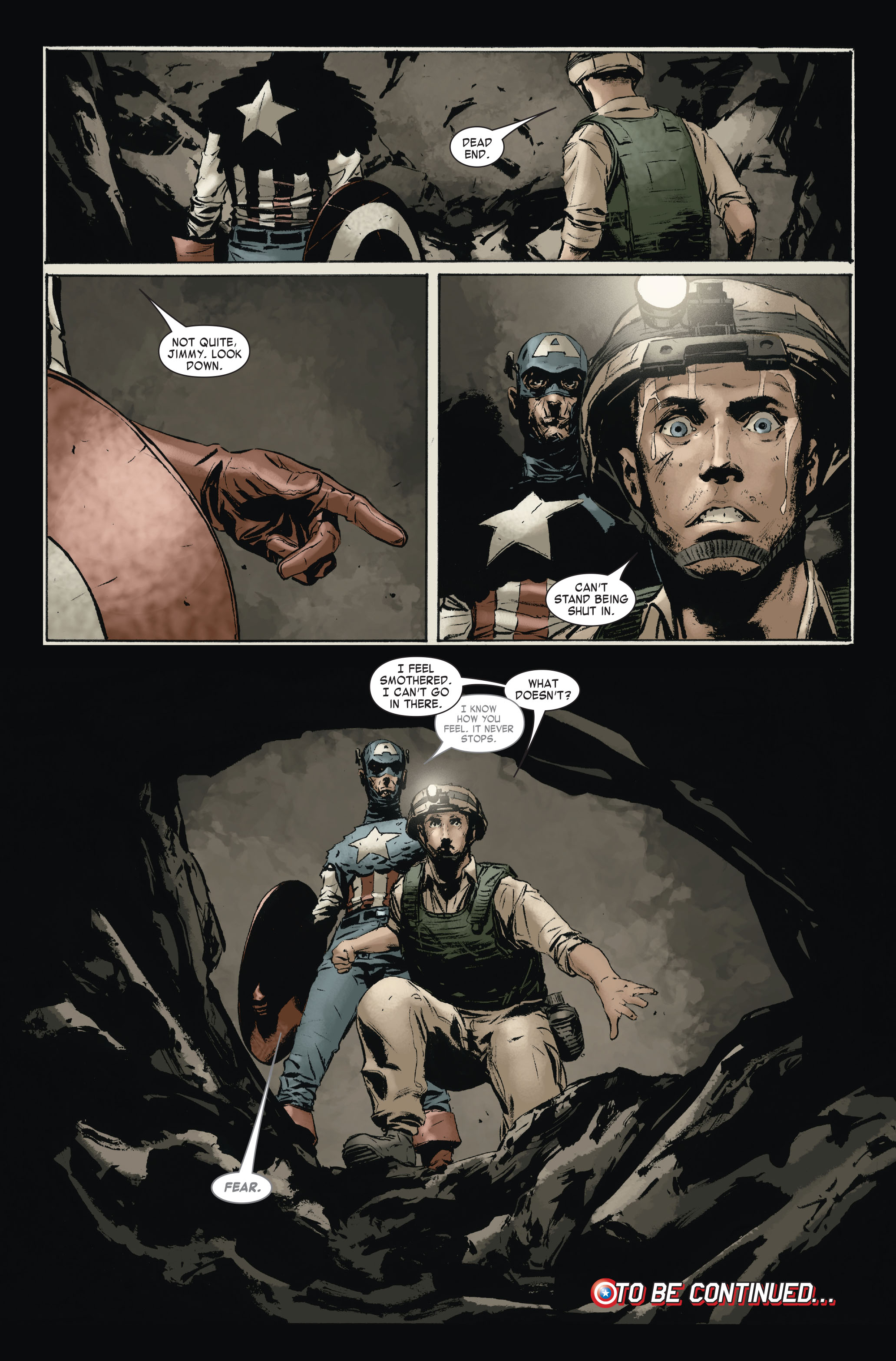 Captain America: The Chosen 4 Page 23