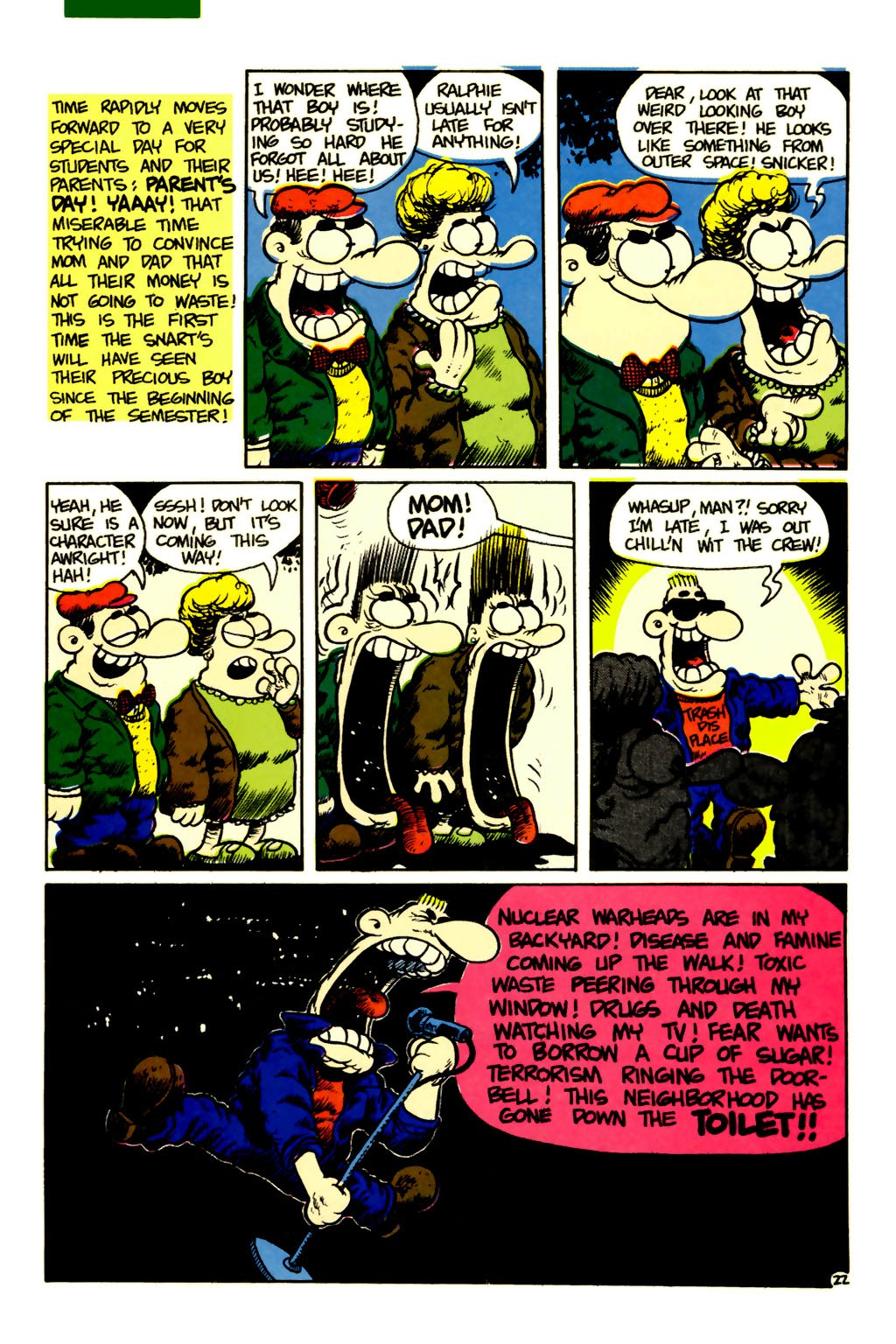 Ralph Snart Adventures (1988) issue 6 - Page 23