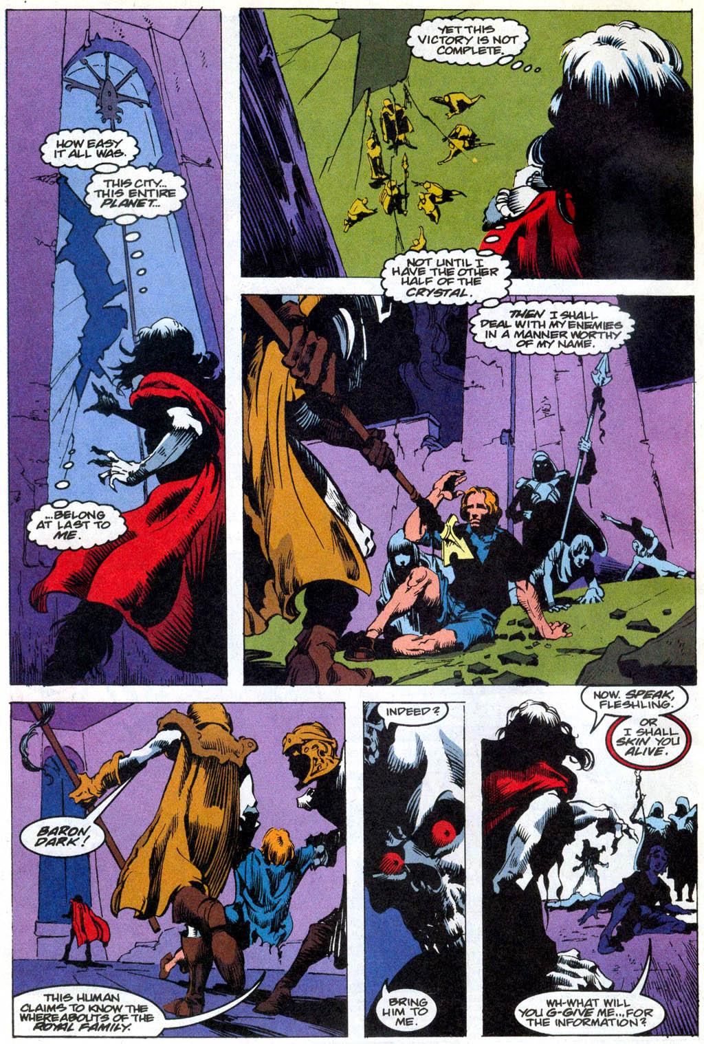 Skeleton Warriors Issue #1 #1 - English 3