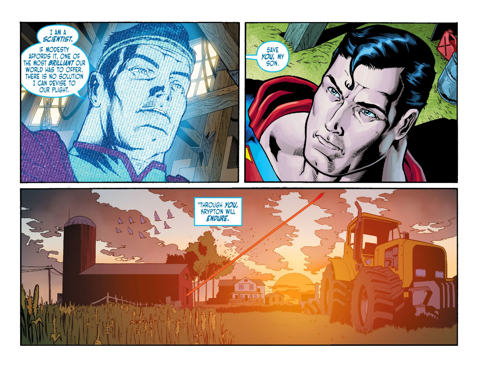 Read online Adventures of Superman [I] comic -  Issue #22 - 19