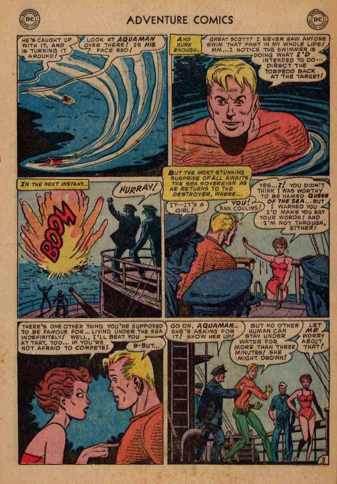 Read online Adventure Comics (1938) comic -  Issue #187 - 19