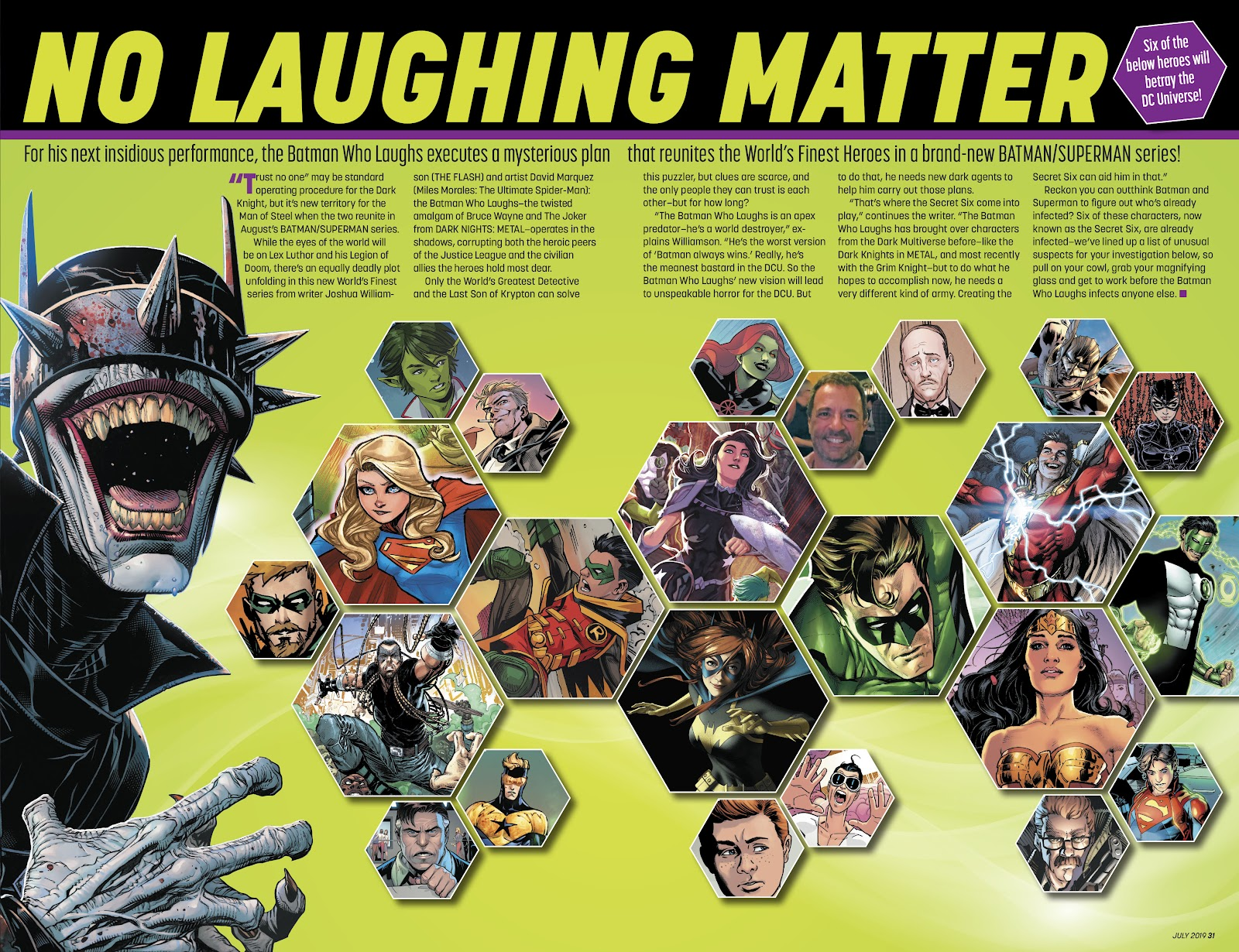 Read online DC's Year of the Villain Special comic -  Issue # Full - 29