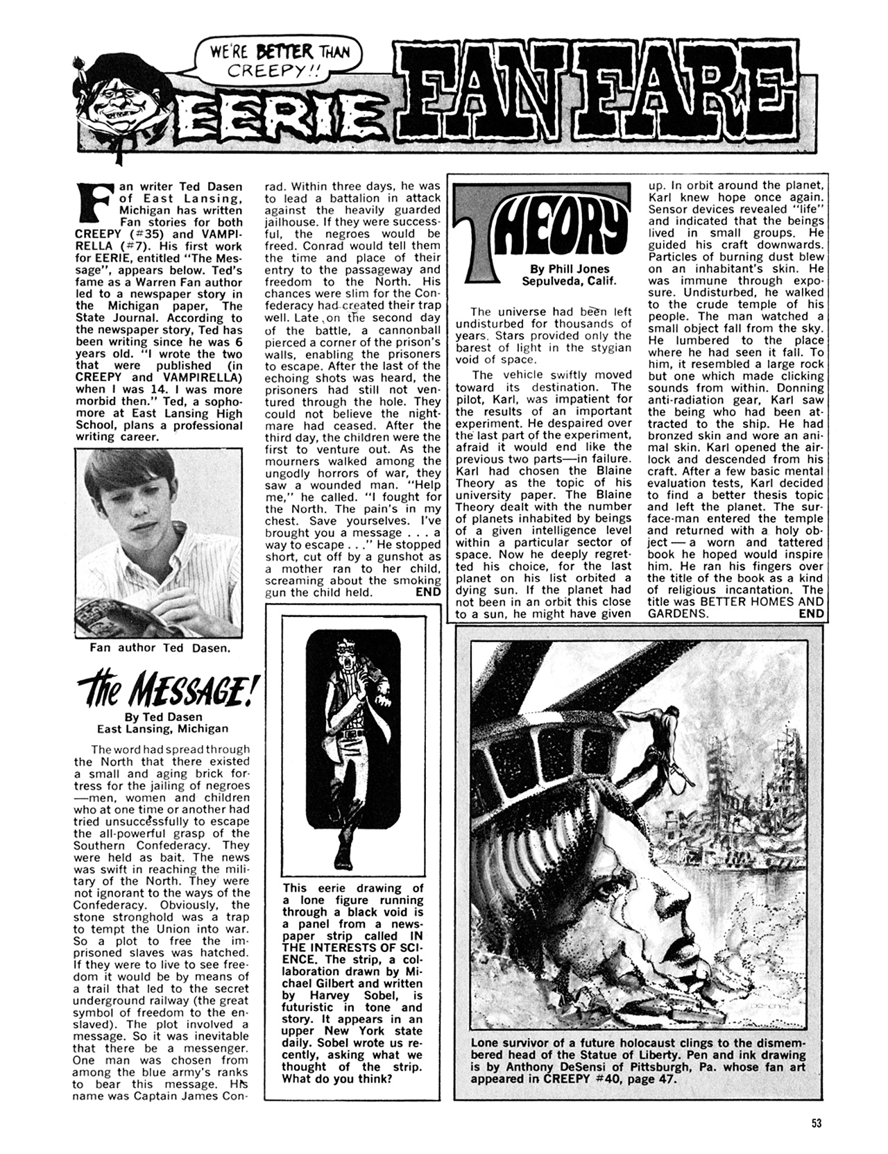 Read online Eerie Archives comic -  Issue # TPB 8 - 54