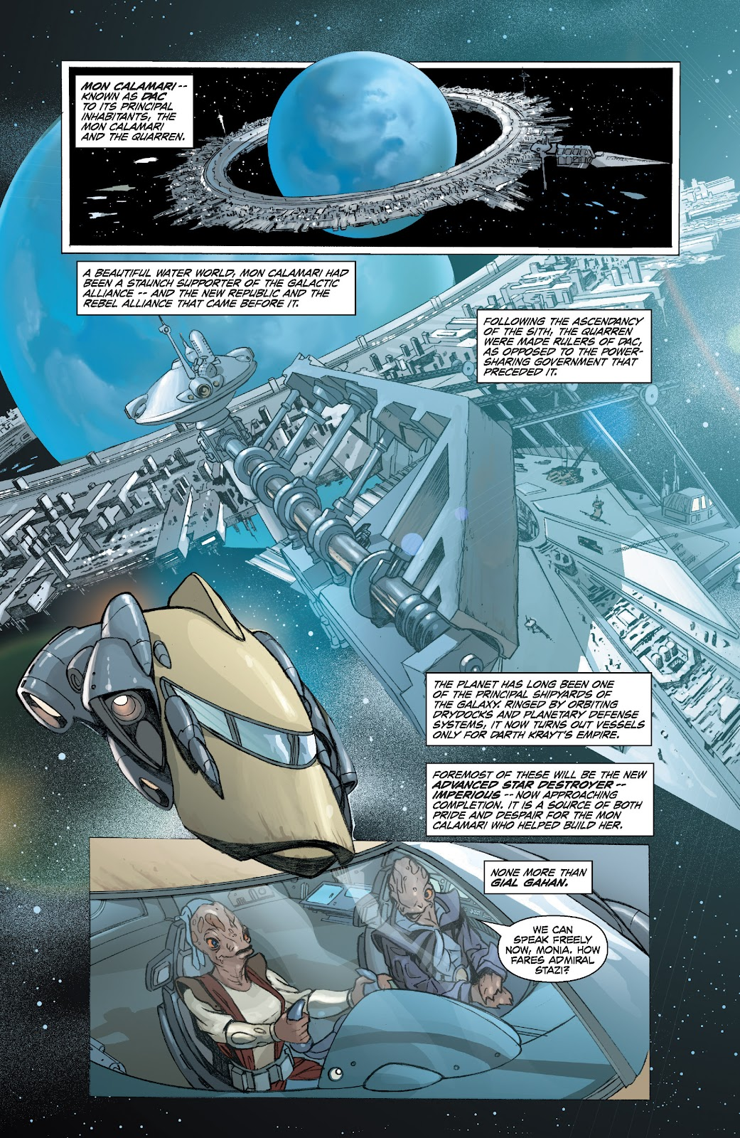 Read online Star Wars Legends: Legacy - Epic Collection comic -  Issue # TPB 2 (Part 1) - 11