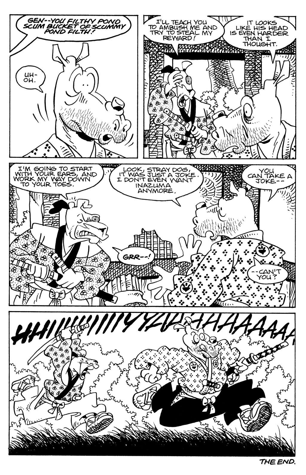 Usagi Yojimbo (1996) Issue #79 #79 - English 26