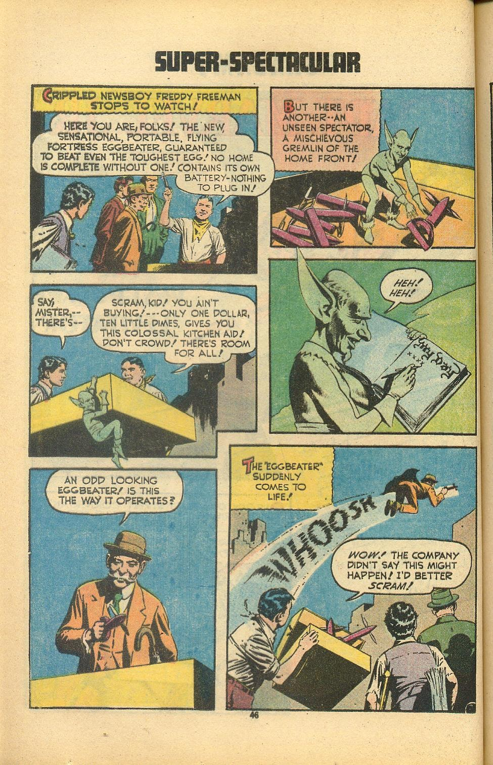 Captain Marvel, Jr. issue 14 - Page 3