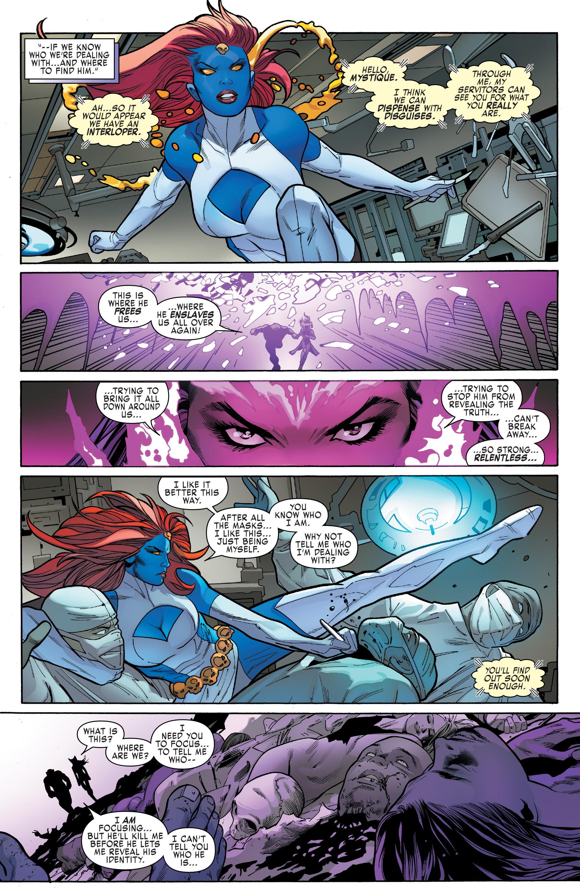 Read online Uncanny X-Men (2016) comic -  Issue #13 - 20
