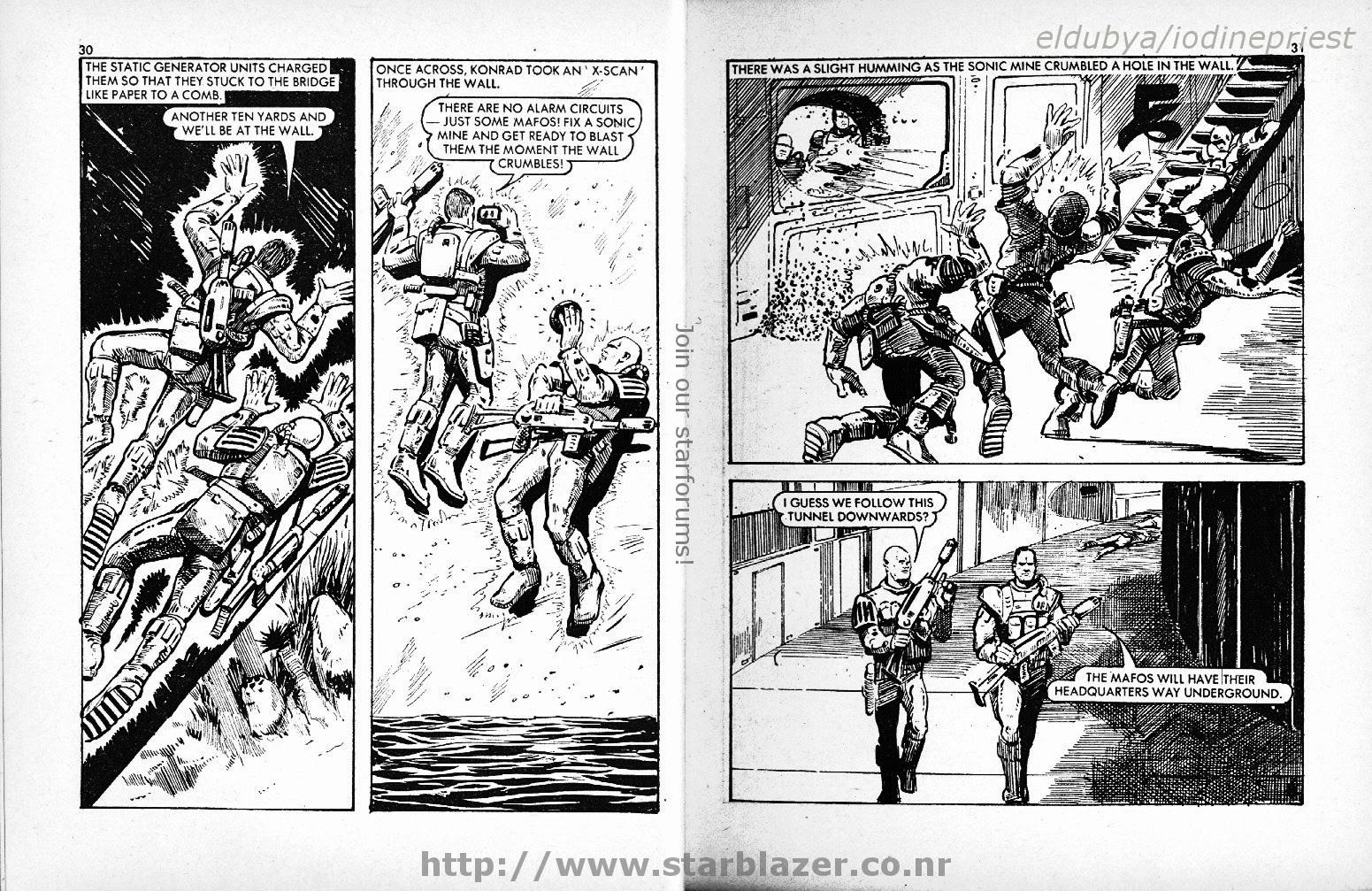 Starblazer issue 119 - Page 17