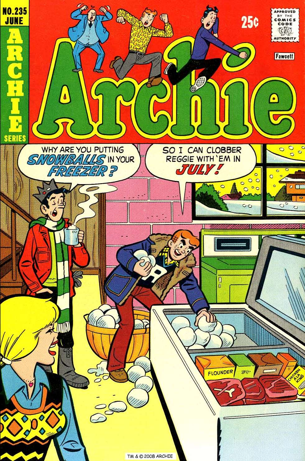 Read online Archie (1960) comic -  Issue #235 - 1