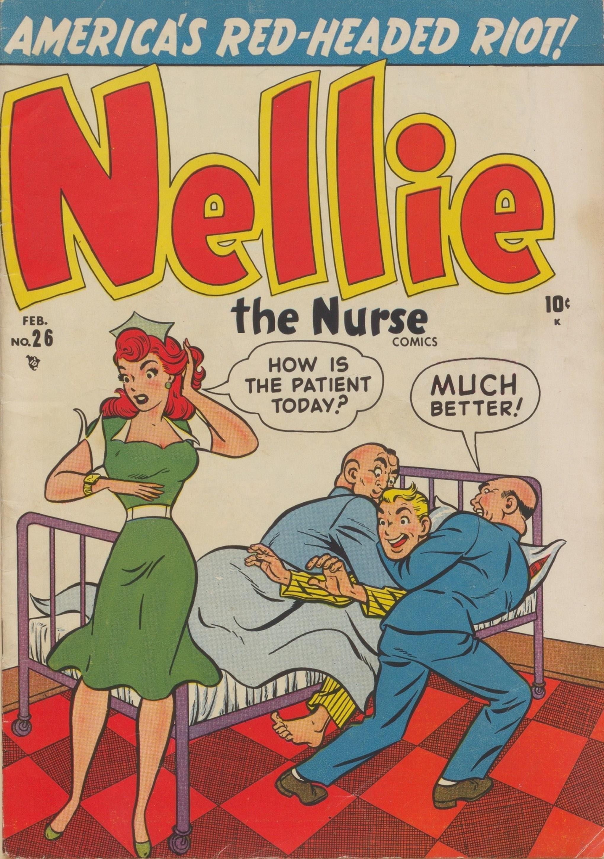 Nellie The Nurse (1945) 26 Page 1