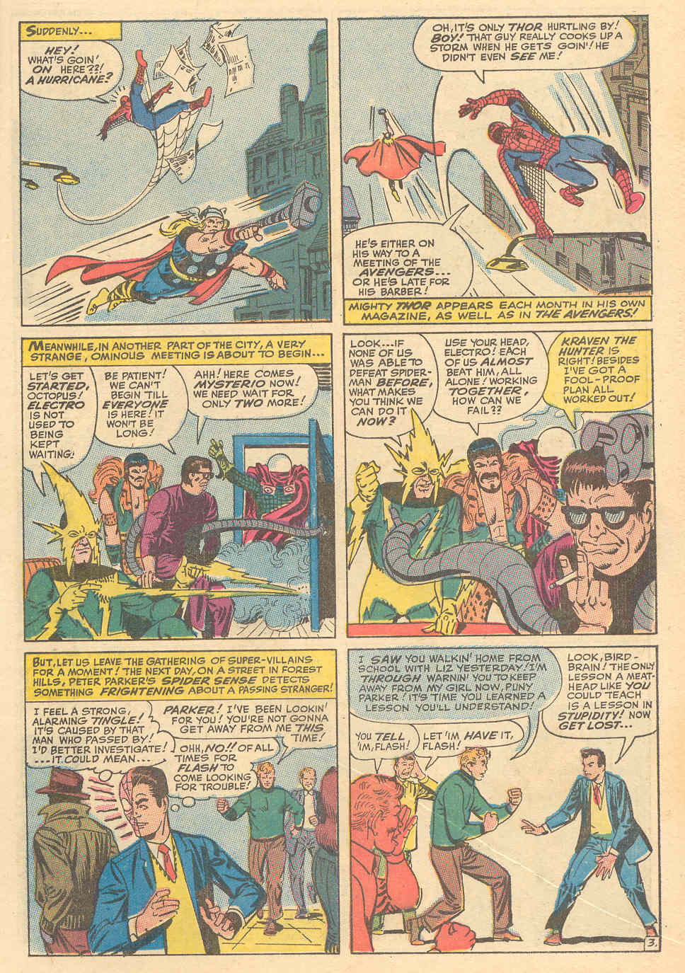 The Amazing Spider-Man (1963) _Annual_6 Page 3