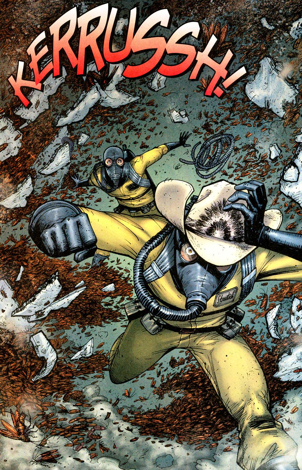 Read online The Exterminators comic -  Issue #5 - 11