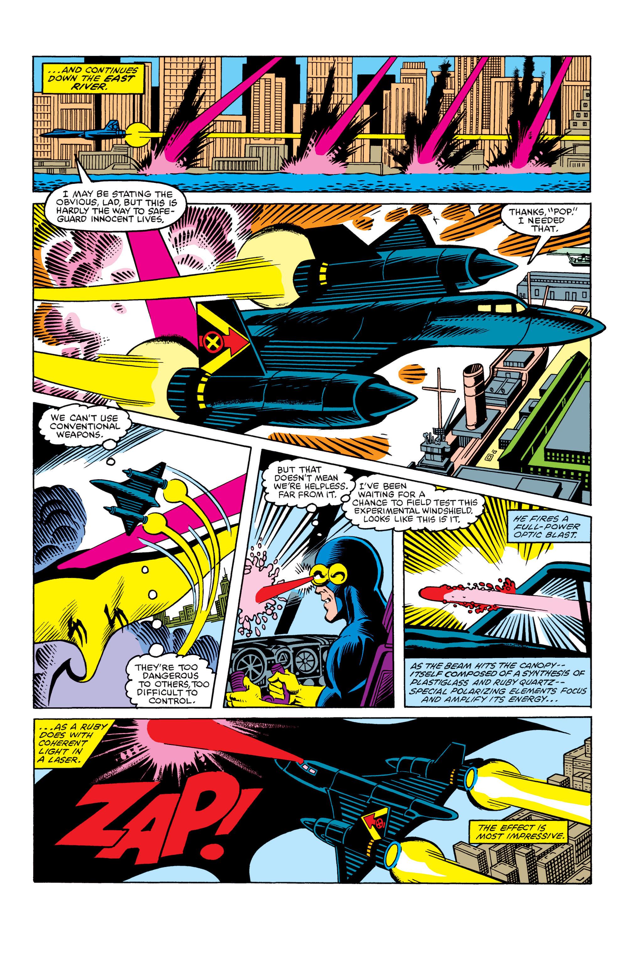 Read online Uncanny X-Men (1963) comic -  Issue #154 - 17