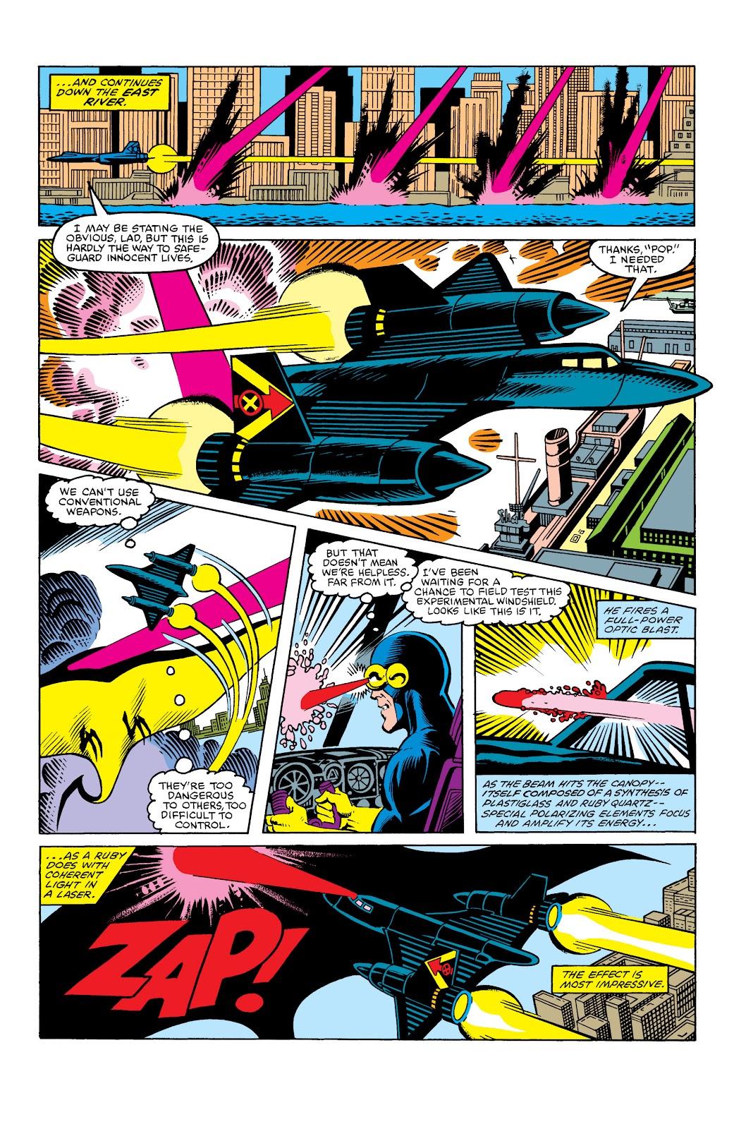Uncanny X-Men (1963) issue 154 - Page 17